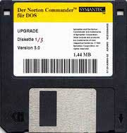 Norton Commander 5  دانلود