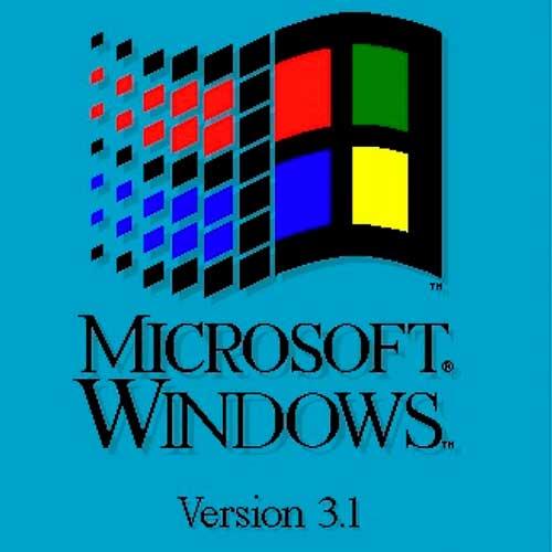 MS Windows 3.1  دانلود ویندوز 3.1 انگلیسی