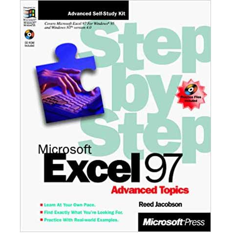 دانلود آموزش فرمول نویسی در اکسل  Excel 97 Formula Training