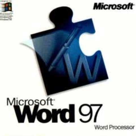 دانلود آموزش ورد سطح پیشرفته  Word 97 Training